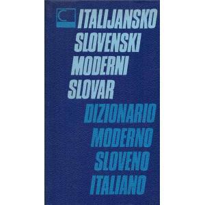 Italijansko-slovenski in slovensko-italijanski moderni slovar