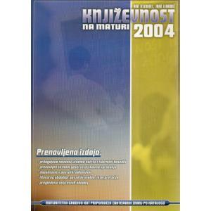 Književnost na maturi 2004