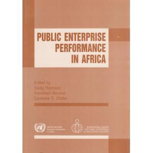 Public enterprise performance in Africa