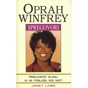 Oprah Winfrey spregovori