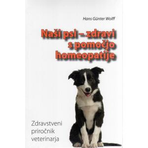 Naši psi - zdravi s pomočjo homeopatije
