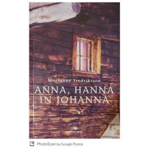 Anna, Hanna in Johanna