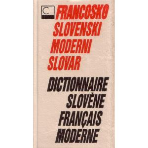 Francosko-slovenski in slovensko-francoski slovar