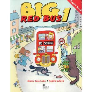 Big red bus 1