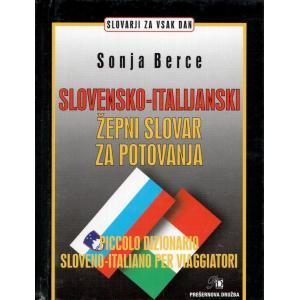 Slovensko-italijanski žepni slovar za potovanja