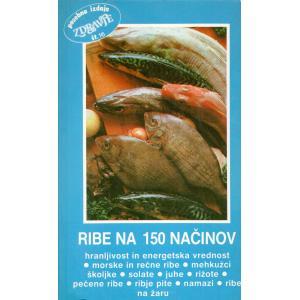 Ribe na 150 načinov