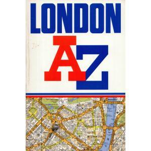 London A-Z (London Street Atlas)