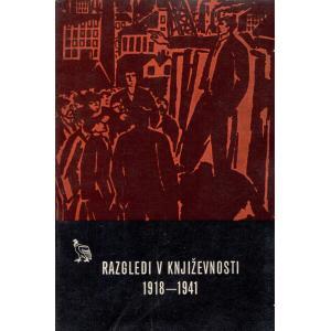 Razgledi v književnosti: 1918-1941