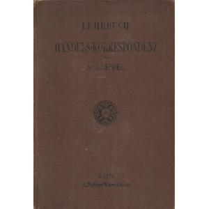 Lehrbuch der Handels-Korrespondenz