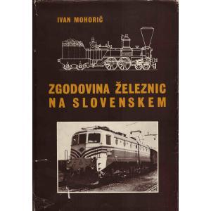 Zgodovina železnic na Slovenskem