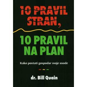 10 pravil stran, 10 pravil na plan