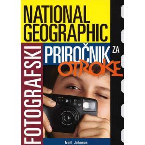National Geographic fotografski priročnik za otroke