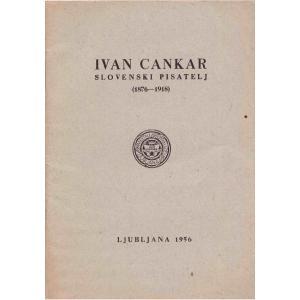 Ivan Cankar, slovenski pisatelj