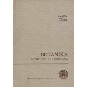 Udžbenik botanike za visoke škole. Morfologija i fiziologija