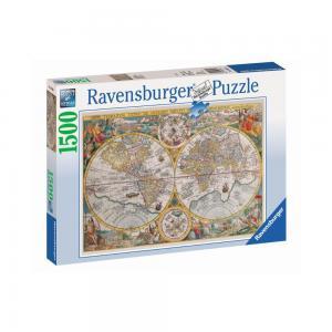 Ravensburger sestavljanka Zgodovinski zemljevid
