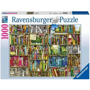 Ravensburger sestavljanka Knjižne police 1000 kosov