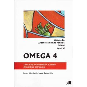 Omega 4 - Zaporedja, zveznost in limita funkcije, odvod, integral