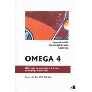 Omega 4 - Kombinatorika, verjetnostni račun, statistika
